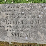 kennelfield_plaque